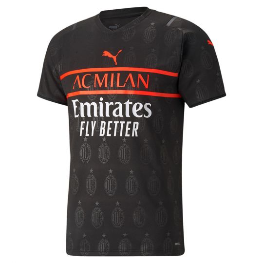 PUMA AC Milan 3e Voetbalshirt 2021-2022