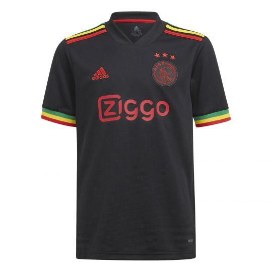 adidas Ajax 3e Shirt 2021-2022 Kids