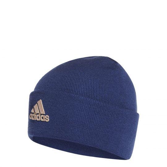 adidas Logo Muts Blauw