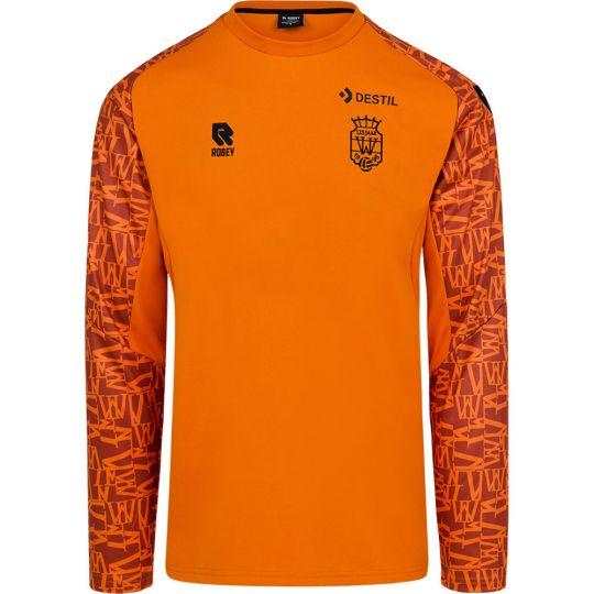 Willem II Trainingstrui 2021-2022 Oranje