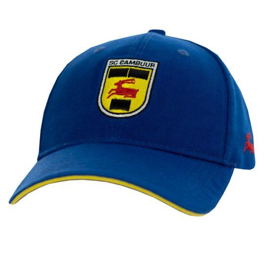 SC Cambuur Cap Senior Blauw