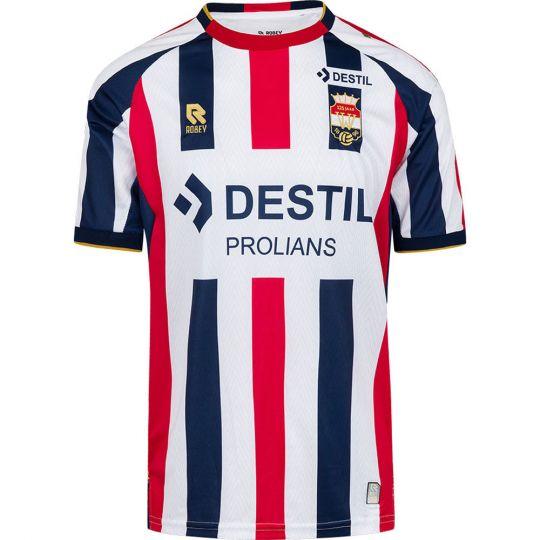 Willem II Thuisshirt 2021-2022
