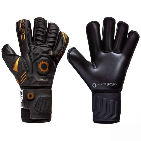 Elite Sport Keepershandschoenen Black