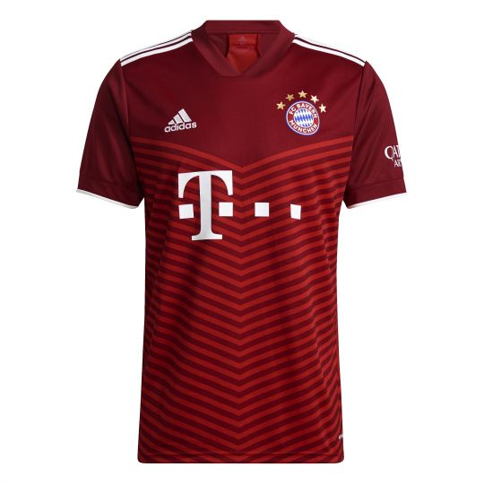 adidas Bayern Munchen Thuisshirt 2021-2022
