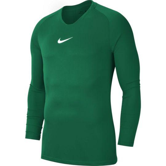 Nike Dri-FIT Park Ondershirt Lange Mouwen Groen