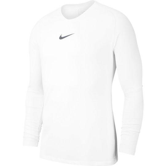 Nike Dri-FIT Park Ondershirt Lange Mouwen Kids Wit