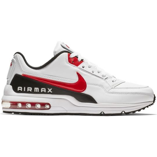 Nike Air Max Limited 3 Wit Rood Zwart