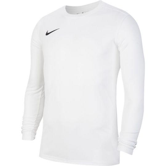 Nike Dry Park VII Voetbalshirt Lange Mouwen Wit