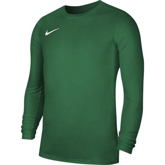 Nike Dry Park VII Voetbalshirt Lange Mouwen Groen