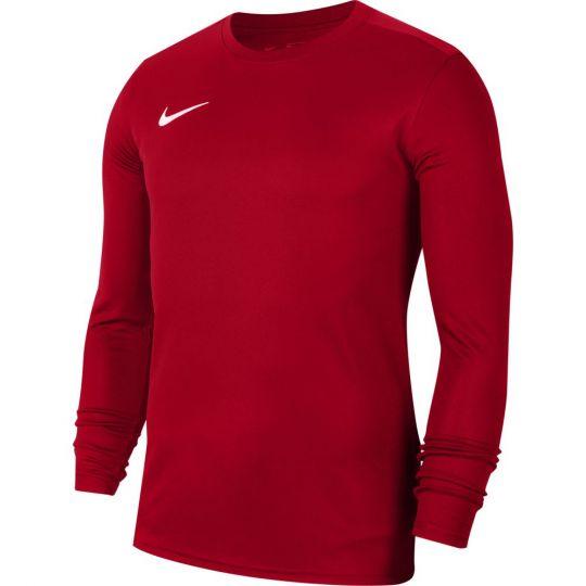Nike Dry Park VII Voetbalshirt Lange Mouwen Rood