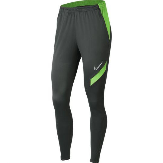 Nike Dri-FIT Academy Pro Trainingsbroek Vrouwen Grijs Groen