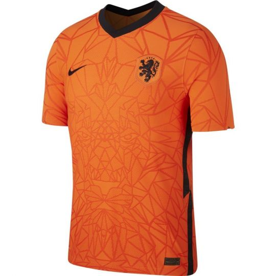 Nike Nederland Thuisshirt Vapor Match 2020-2022