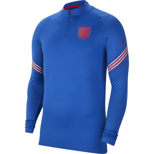 Nike Engeland Strike Trainingstrui 2020 Blauw