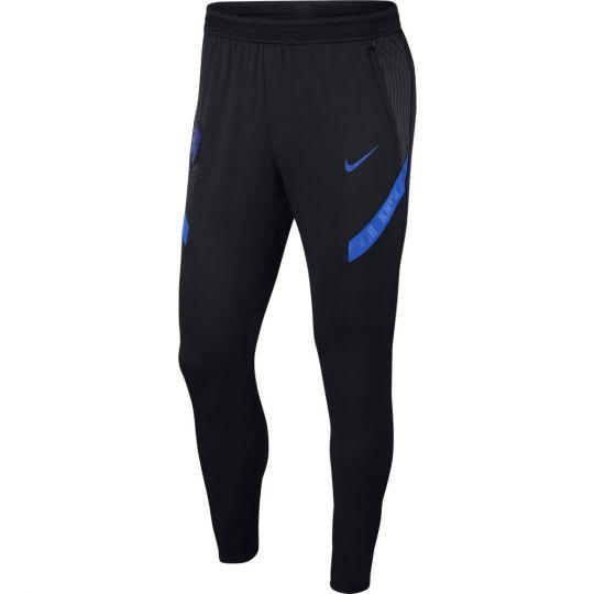 Nike Nederland Strike Trainingsbroek 2020-2022 KP Zwart