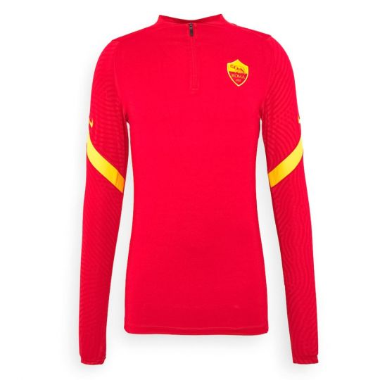 Nike AS Roma Dry Strike Trainingstrui 2020-2021 Rood