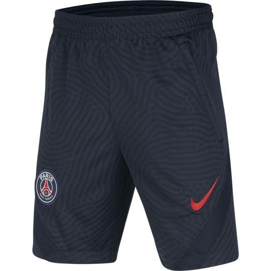 Nike Paris Saint Germain Dry Strike Trainingsbroekje 2020-2021 Kids Blauw