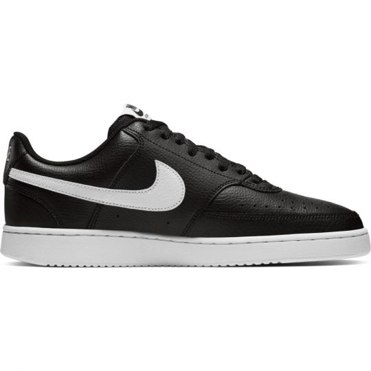 Nike Court Vision Low Sneaker Zwart