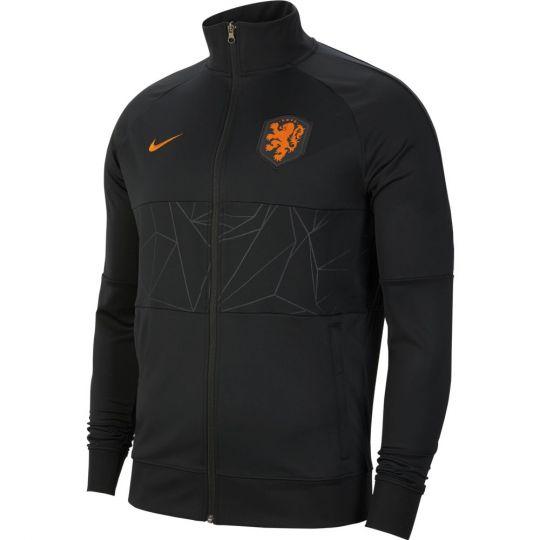 Nike Nederland I96 Anthem Trainingsjack 2020-2022 Zwart