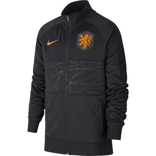 Nike Nederland I96 Anthem Trainingsjack 2020-2022 Kids Zwart