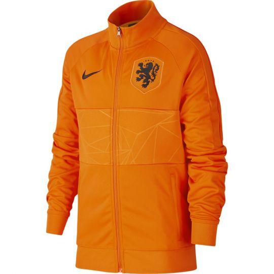 Nike Nederland I96 Anthem Trainingsjack 2020-2022 Kids Oranje