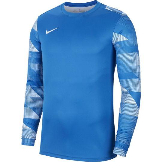 Nike DRY PARK IV Keepersshirt Lange Mouwen Blauw