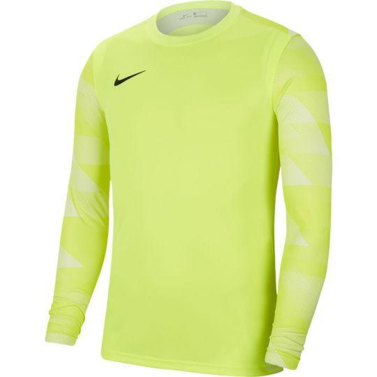 Nike Dry Park IV Keepersshirt Lange Mouwen Geel