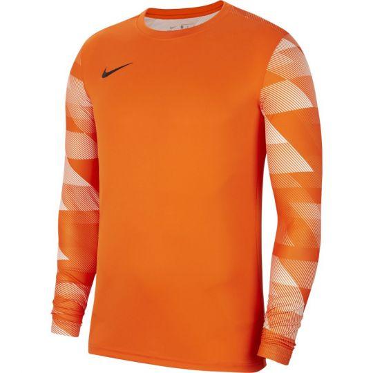 Nike Dry Park IV Keepersshirt Lange Mouwen Oranje