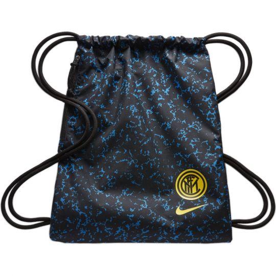 Nike Inter Milan Gymtas Zwart Blauw