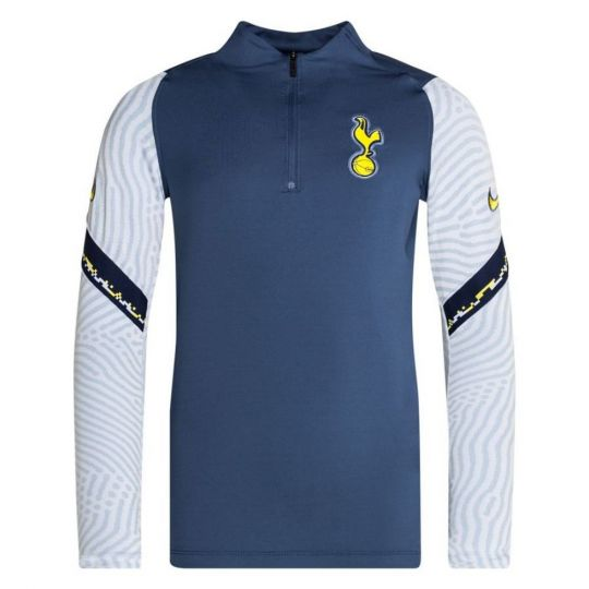 Nike Tottenham Hotspur Dry Strike Trainingstrui 2020-2021 Kids Blauw