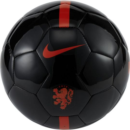 Nike Nederland Supporters Voetbal Maat 5 Zwart
