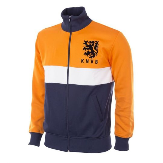 COPA Holland 1983 Retro Football Jacket