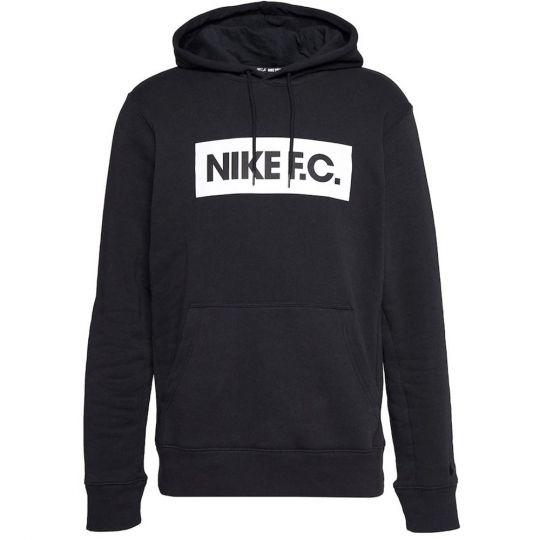 Nike F.C. Essential Fleece Hoodie Zwart