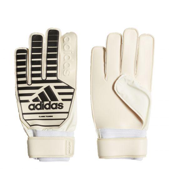 adidas Classic Training Keepershandschoenen Wit Zwart