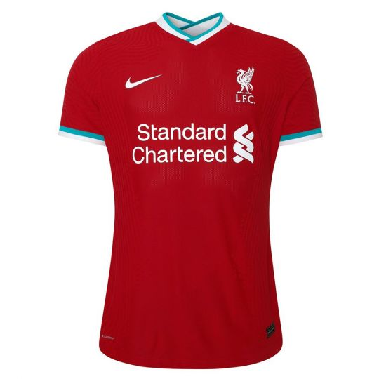 Nike Liverpool Thuisshirt Vapor Match 2020-2021
