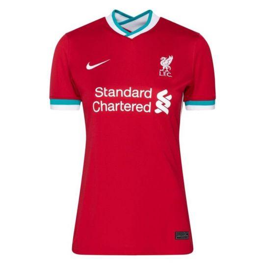 Nike Liverpool Thuisshirt Vrouwen 2020-2021