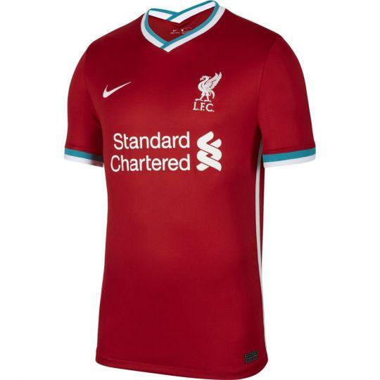 Nike Liverpool Thuisshirt 2020-2021 Kids