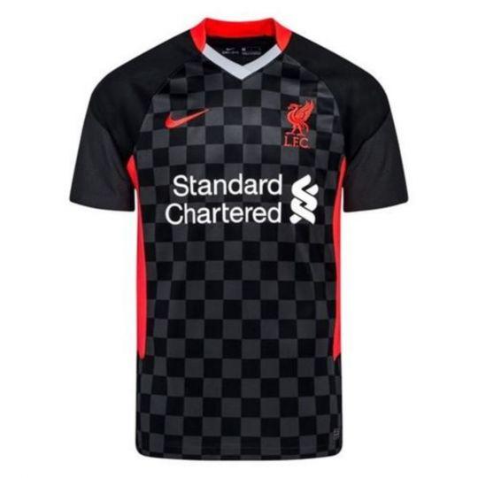 Nike Liverpool FC 3rd Shirt Vrouwen 2020-2021
