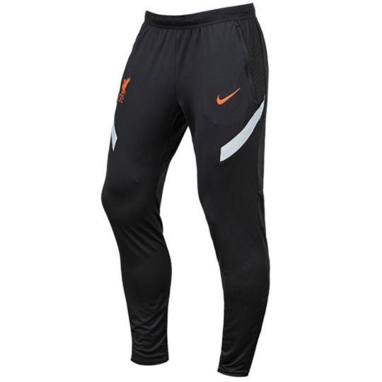 Nike Liverpool FC Dry Strike Trainingsbroek KP CL 2020-2021 Zwart
