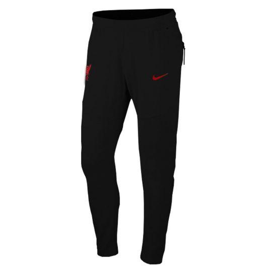 Nike Liverpool FC Tech Fleece Pack Trainingsbroek 2020-2021 Zwart