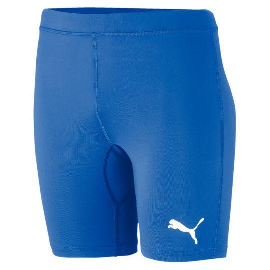 PUMA Liga Baselayer Short Tight Blauw