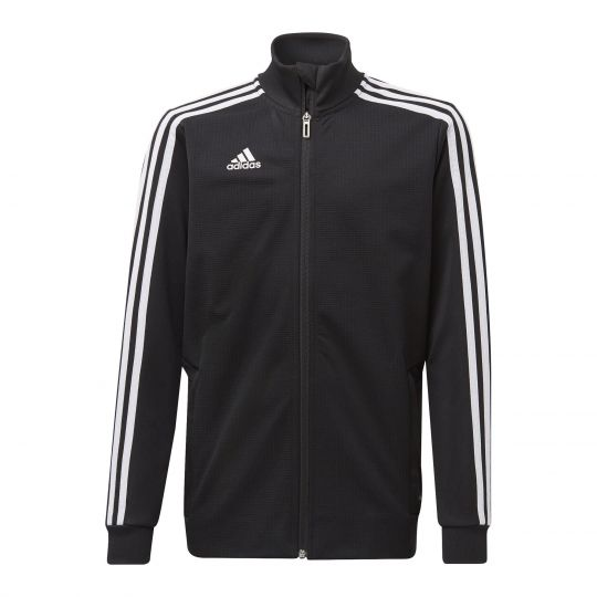 adidas TIRO19 Trainingsjack Zwart Kids