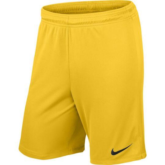 Nike League Knitted Broekje Tour Yellow