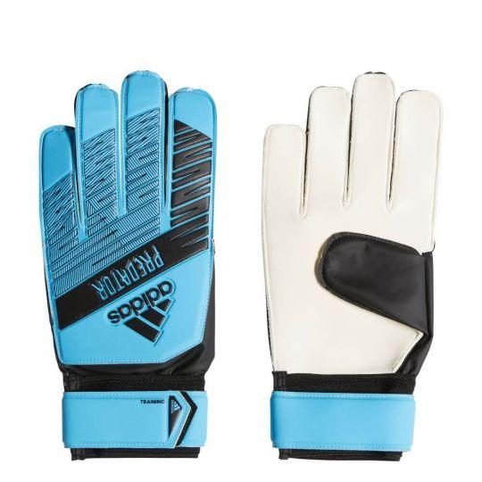adidas PREDATOR TRN Keepershandschoenen Blauw Zwart
