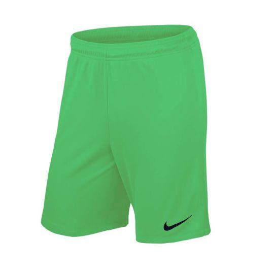 Nike Youth League Knit Voetbalbroekje Kids Green Strike