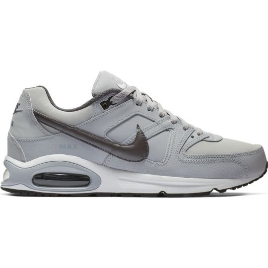 Nike Air Max Command Sneaker Leer Grijs