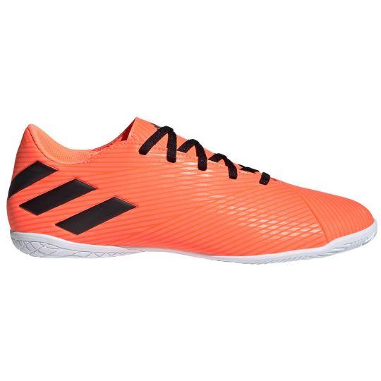 adidas NEMEZIZ 19.4 Zaalvoetbalschoenen (IN) Oranje Zwart