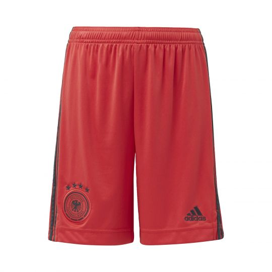 adidas Duitsland Thuis Keepersshort 2020-2021 Kids Rood