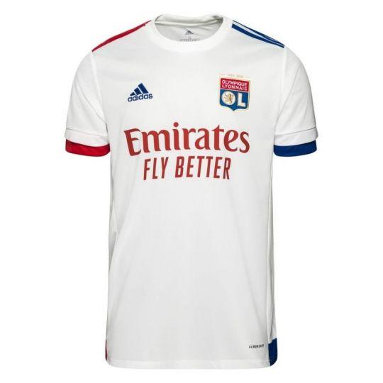 adidas Olympique Lyon Thuisshirt 2020-2021