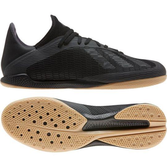 adidas X 19.3 Zaalvoetbalschoenen Zwart