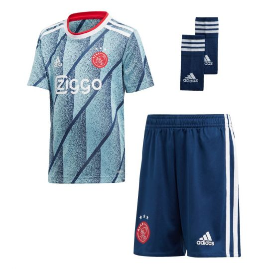 adidas Ajax Uit Minikit 2020-2021 Kids
